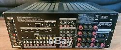 Rare Sony Str-da3300es Audiophile Av 7.1 Canaux Amplificateur Récepteur Avec Hdmi