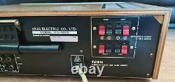 Rare Vintage Akai Aa-1020 Récepteur Stéréo Amplificateur Amp Hifi Vgc Séparé