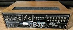 Rare Vintage Kenwood Kr-5170 Récepteur Stéréo Amplificateur Hifi Séparer Les Phono