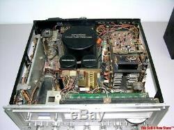 Rare Vintage Marantz 2500 Récepteur Stéréo Préamplificateur Amplificateur Audio Amp Audiophile