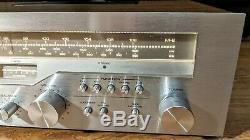 Rare Vintage Rotel Rx-304 Amplificateur Stéréo Récepteur Amplificateur Intégré Hi-fi Séparée