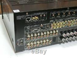 Récepteur De Home Cinema Amplificateur Dolby 7.1 Canaux 6 Entrée Hdmi Marantz Sr7007