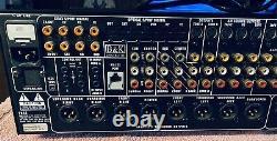 Référence B&k 50 S2 Amplificateur De Processeur Pré-amplificateur 7 Canal Receveur Version 1.04