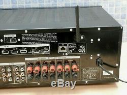 Réseau Sony Str-dn1040 Stéréo Système Et Son Surround Récepteur Amplificateur