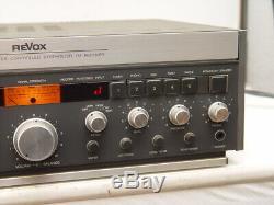 Revox B780 Récepteur Stéréo / Besoin D'un Service / Defekt Für Bastler