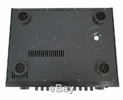 Rockville Singmix 3 2000w Accueil Récepteur Amplificateur De Mélange Avec Bluetooth / Echo