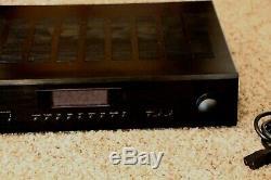 Rotel A12 120w 2.0-ch. Amplificateur Intégré / Récepteur À Distance Avec Excellent