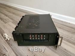 Rotel Ra-1412 Amplificateur Intégré Très Rare Préampli De Nice