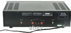 Rotel Rb 981 Power Amplificateur & Tuner Récepteur Preamp & Remote Works Great