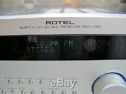 Rotel Rsx 1065 Av Surround Récepteur / Verstärker Top! Srn960-3091009