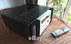 Rotel Rsx-1067 Surround Récepteur A / V Amplificateur -le Phare Rare