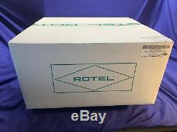 Rotel Rsx-1550, 5.1 Récepteur A / V, 75wx5, Hdmi, Argent, Rotel Réusiné