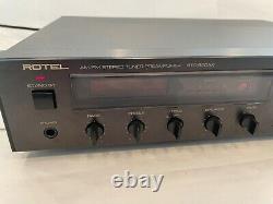 Rotel Rtc-950ax Pré-amplificateur Am/fm Stereo Tuner