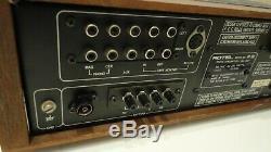 Rotel Rx-300 Récepteur Amplificateur Hi-fi Rétro 1970