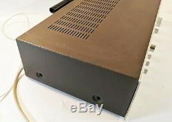 Rotel Rx-400l Récepteur Stéréo Tuner Amplificateur Avec Phono De La Livraison Gratuite
