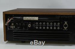 Sansui 771 Récepteur Stéréo Intégré Amplificateur Vintage 1970 Serviced