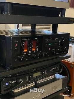 Sansui Au-g99x Intergraded Vintage Amp 160 Watts Monstre Récepteur Rare