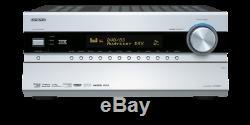 Sinto Amplificatore Onkyo Tx-nr807 7.2 Récepteur Av 180wx7 Lan Hdmi Thx Dts-hd