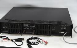Sonab R3000 Récepteur Fm Amplificateur Fabriqué En Suède