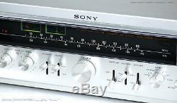 Sony Stc-7000 Vintage Tuner Fm-vorverstärker / Préampli / Preceiver! Rar & Nice
