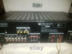Sony Str-d565 Récepteur Stéréo Audio/vidéo/amplificateur Noir Avec Entrée Pré-amp Phono