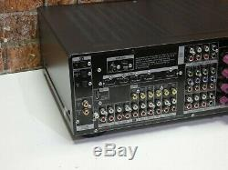 Sony Str-da2400es Dolby 7.1 Channel 4 Hdmi Intégré Amplificateur Récepteur