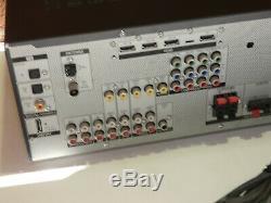 Sony Str-kg800 Dolby 5.1 Canaux 3 Entrée Hdmi Surround Sound + Récepteur À Distance