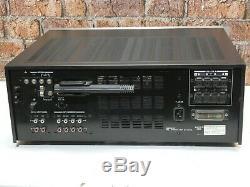 Sony Str-v5 Vintage Am & Fm Construit Dans Phono Vintage Récepteur Amplificateur