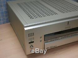 Sony Str-va555es Dolby 5.1 Canaux Surrround Son Amplificateur + Récepteur À Distance
