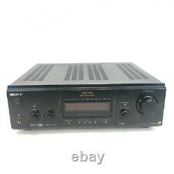 Sony Ta-e9000es Av Stereo Pré-amplificateur