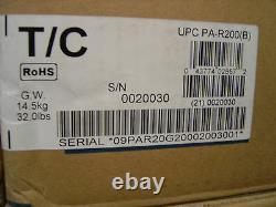 Tascam Pa-r200 Réseau Av 7.2 3d / 4k Récepteur / Amplificateur Pré-s / N 0020030 -new