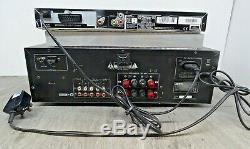Teac Ag-790 Amplificateur Stéréo Récepteur Tuner Salut-fi Sépare Pas De Télécommande + Dv-2022