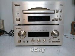 Teac Ag-h500 Stéréo Intégré Récepteur Amplificateur Et Pd-h570 CD Multiplayer