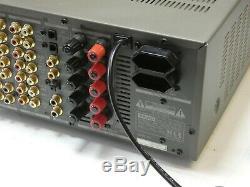 Teac Ag-h550 Light Gold Référence 500 Série Dolby 5.1 Canaux Récepteur Amp