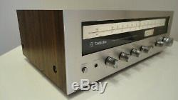 Technics Sa-5070 Amplificateur Récepteur Fm Mw Hifi Component Retro Vintage 1970