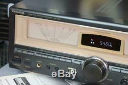 Technics Sa Tx50 Intégré Amplificateur / Audiophiler Vollverstärker / Récepteur