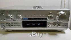 Technics Sa-dx940 Amplificateur 900w Numérique Son Surround Rds Stéréo Av Récepteur