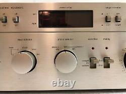 Technics Su-8088 Stéréo Intégré Amplifier MM MC Phono Preamp