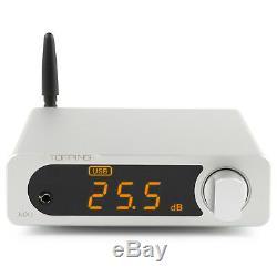 Topping Mx3 Amplificateur Numérique Récepteur Bluetooth Intégré Amplificateur De Casque Dac