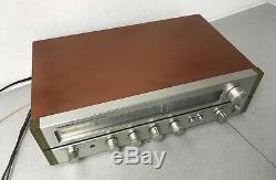 Toshiba Sa-220l Récepteur Stéréo Amplificateur Séparé Salut Fi