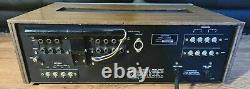 Très Rare Vintage Audiotronic Lr2626 Récepteur Stéréo Amplificateur Hi-fi Amp Séparée