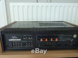 Trio Kenwood Kr-5600 Amplificateur Salut Fi Récepteur Vintage 1977, Très Bon État