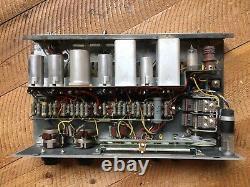 Vintage 1955 Sansui Pr-330 Mono Tube Pré-amplificateur Non Testé