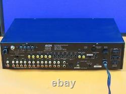 Vintage Adcom Surround Sound Tuner Pré-amplifieur Modèle Gtp-600