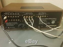 Vintage Bush Bs 3802as Audio Hifi Recepteur 70 Japon Amplifier Rank Wharfedale