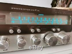 Vintage Marantz Mr250l Amplificateur Stéréo Récepteur