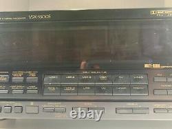 Vintage Pioneer Amplifier Récepteur Av Pré-amplificateur Stereo Vsx-9500s Phono Dolby