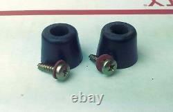 Vintage Sae Two A7 Integrated Amplificateur-preamp Parts Pieds En Plastique
