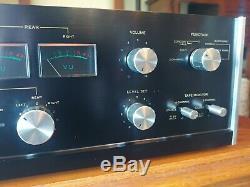 Vintage Sansui Qs-1 Quadphonic Synthétiseur Stéréo Pré Amplificateur Préamplificateur Récepteur