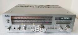 Vintage Sony Str-434l Am / Fm Programme Récepteur / Amplificateur Stéréo Entièrement Travail